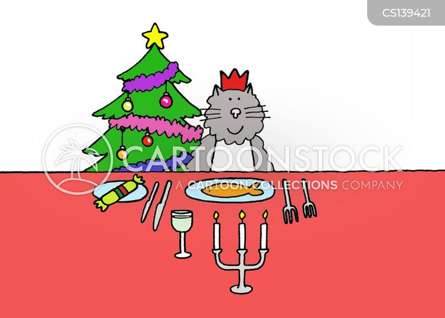 spoiled cats cartoon