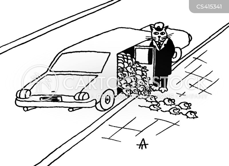 Exceptional Chauffeurs Cartoon 24 Of 68