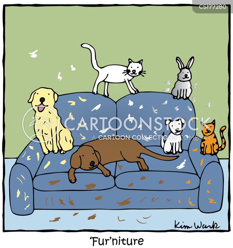 moulted cartoon