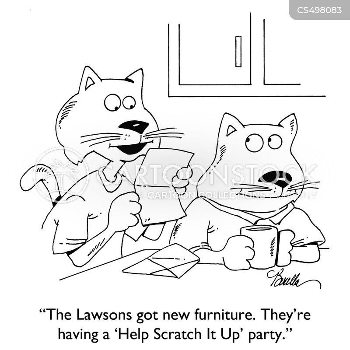 redecoration cartoon