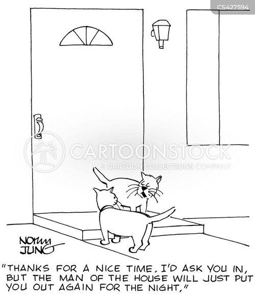 strict parent cartoon