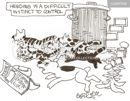 animal instincts cartoon