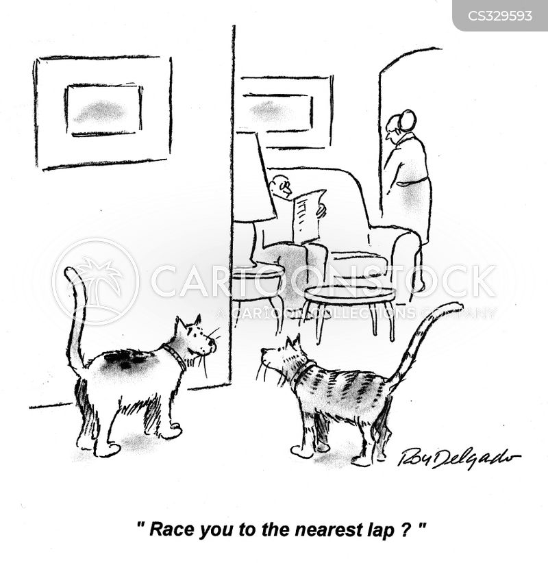 playfulness cartoon