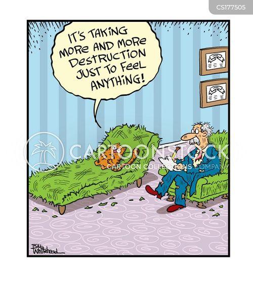 destructive tendencies cartoon