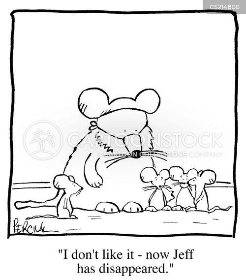 predation cartoon