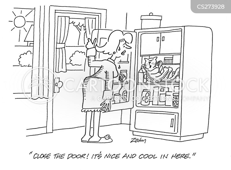 Food Storage cartoon 3 of 8  sc 1 st  CartoonStock & Food Storage Cartoons and Comics - funny pictures from CartoonStock