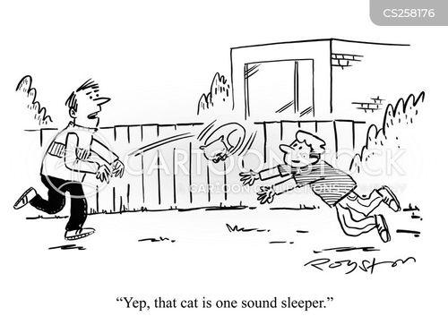 frisby cartoon