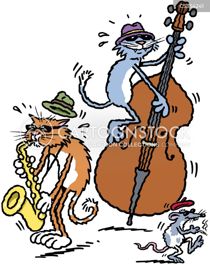Cartoon Jazz Recording Project by Eric Wayne —Kickstarter