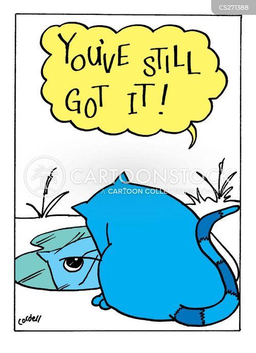 vainglorious cartoon