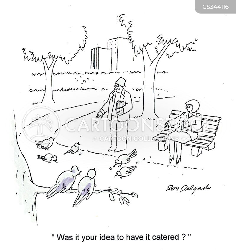 caters cartoon
