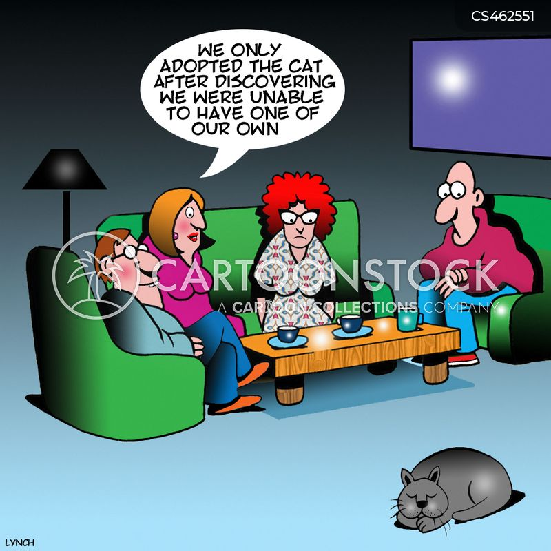orphanage cartoon