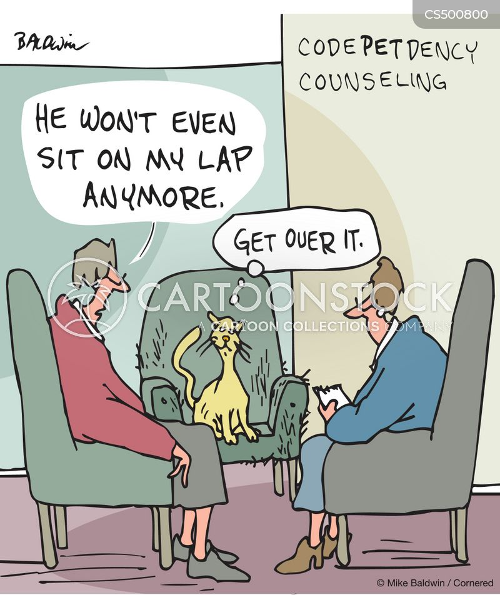 emotional support animal cartoon