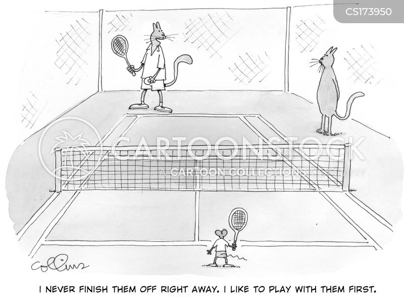 Tennis Cartoon, Tennis Cartoons, Tennis Bild, Tennis Bilder, Tennis Karikatur, Tennis Karikaturen, Tennis Illustration, Tennis Illustrationen, Tennis Witzzeichnung, Tennis Witzzeichnungen