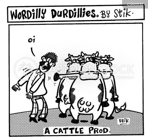 prod cartoon