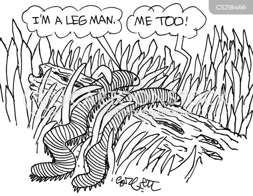 arthropods cartoon