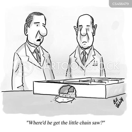 laboratory mice cartoon