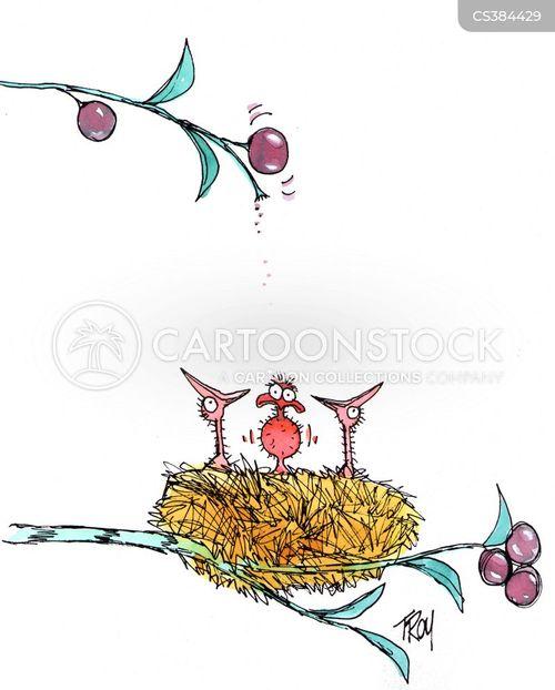 cherries cartoon