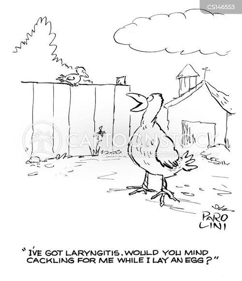 cackle cartoon