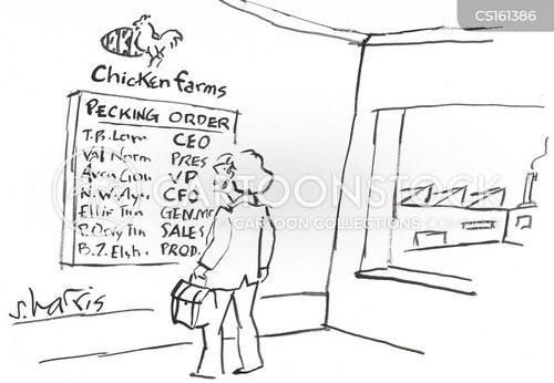 social structures cartoon