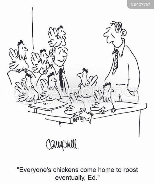 repercussions cartoon