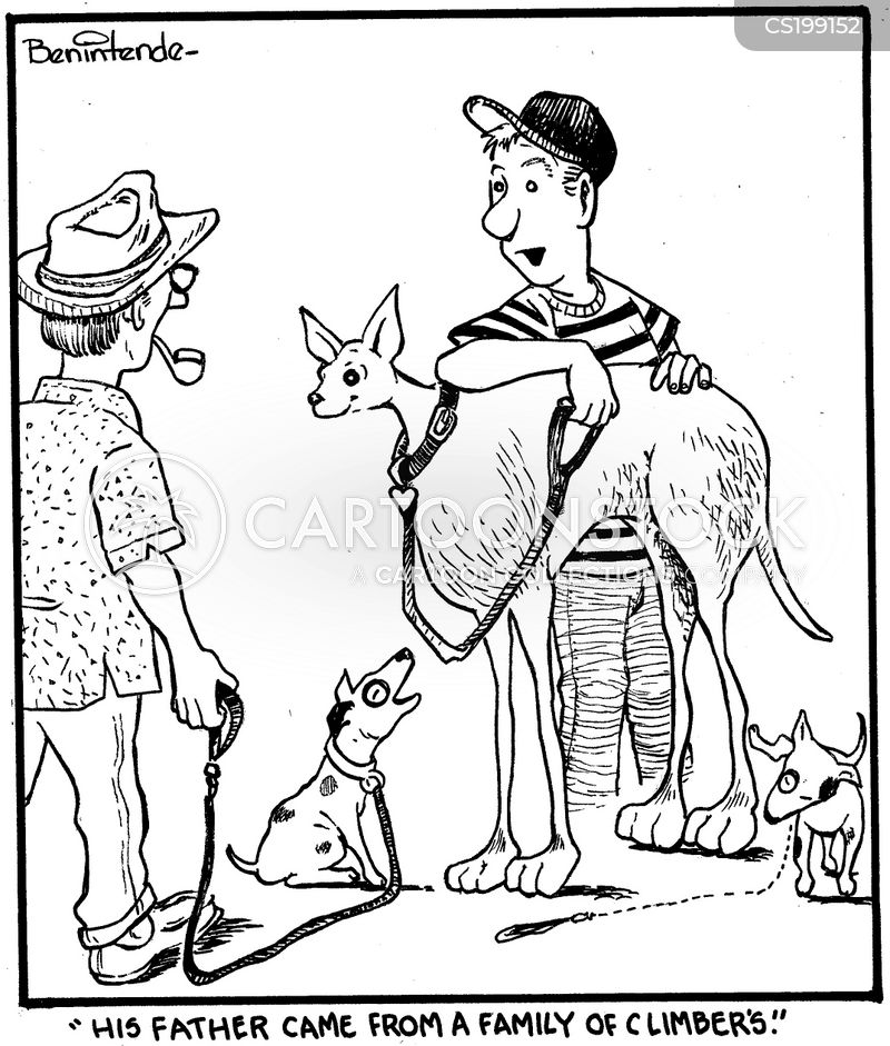 Mongrels Cartoons And Comics