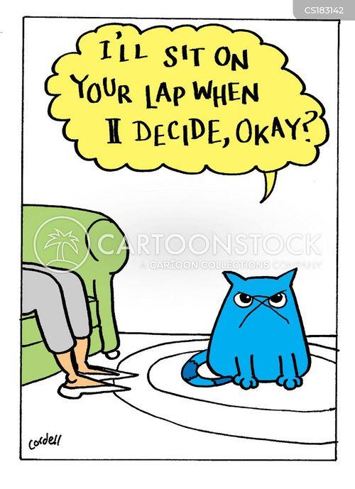 reluctance cartoon