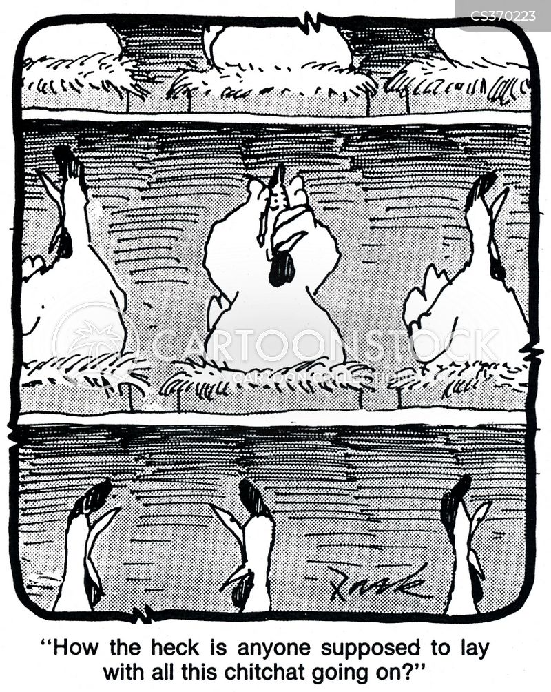 chitchat cartoon