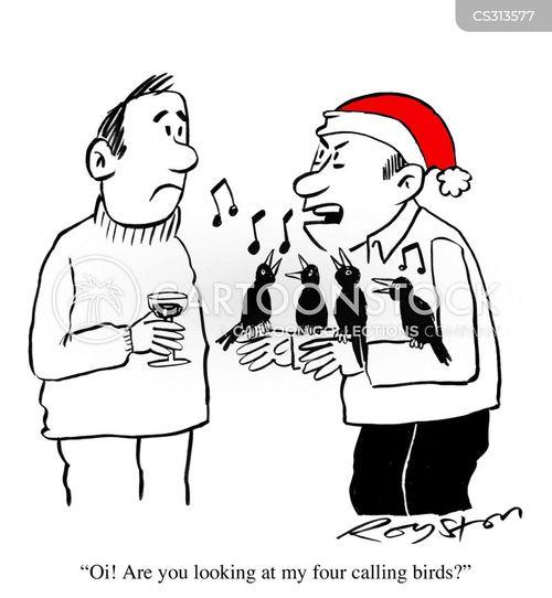 santa hat cartoon