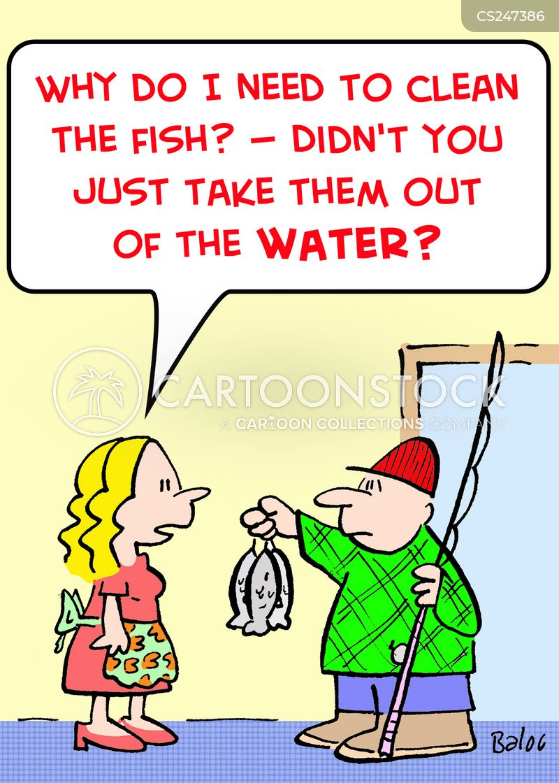 Gutting Fish cartoons, Gutting Fish cartoon, funny, Gutting Fish picture, Gutting Fish pictures, Gutting Fish image, Gutting Fish images, Gutting Fish illustration, Gutting Fish illustrations