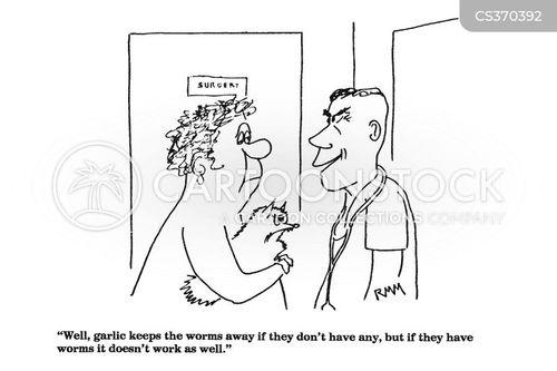 traditional remedy cartoon