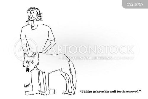 denistry cartoon