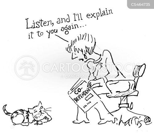 codependent cartoon