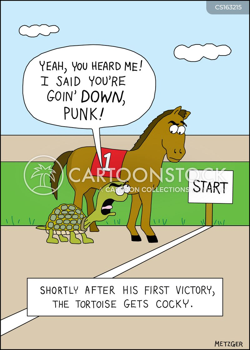 victories cartoon