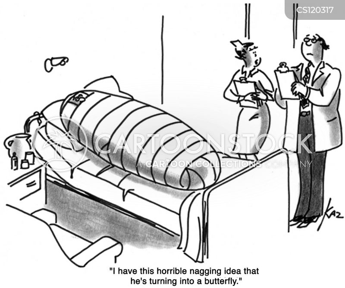 chrysalises cartoon