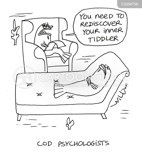 cods cartoon