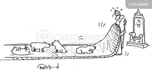 cloaks cartoon