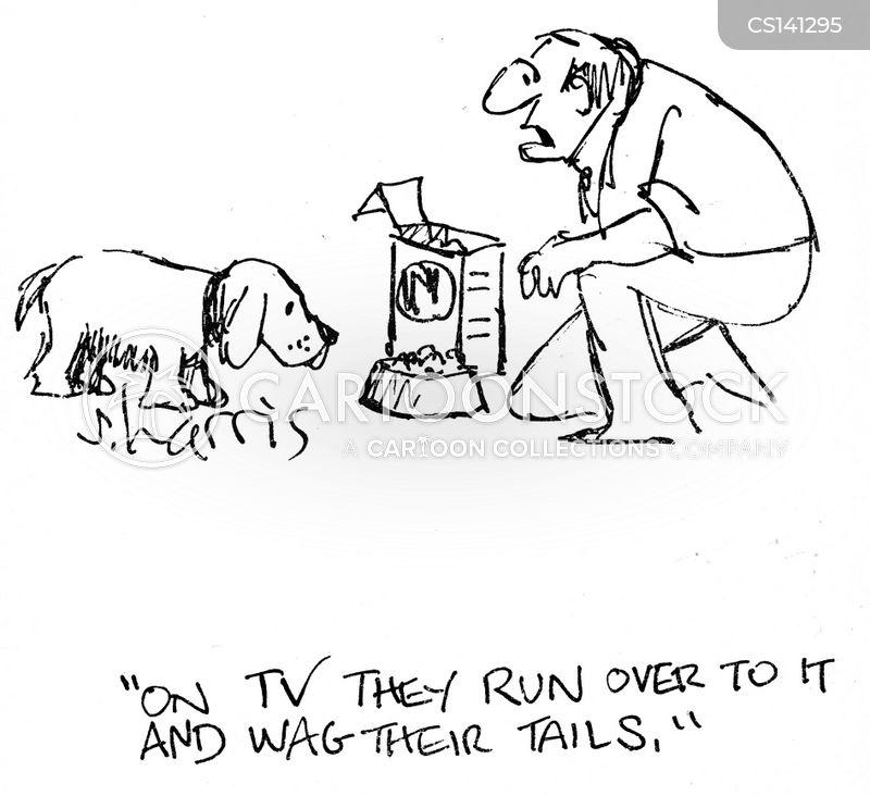 wag cartoon