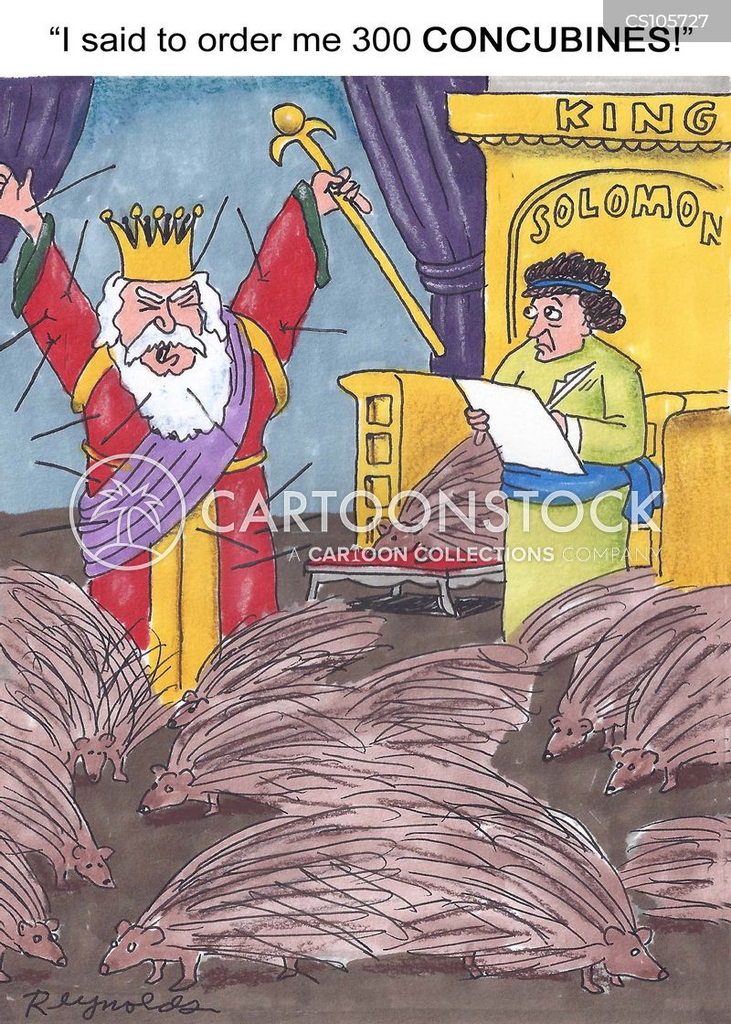 bible character cartoon