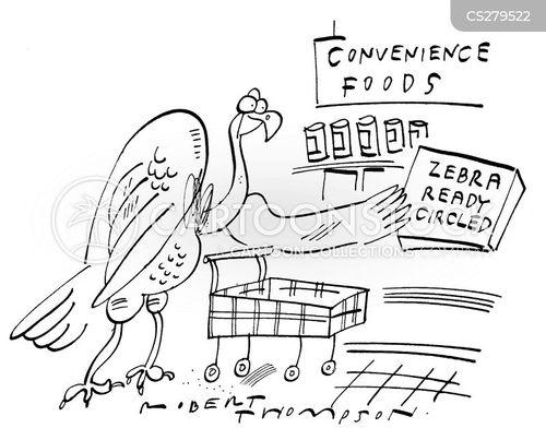 circling cartoon