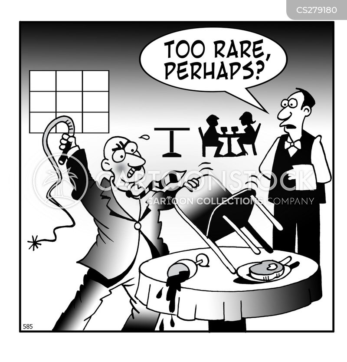taming lions cartoon