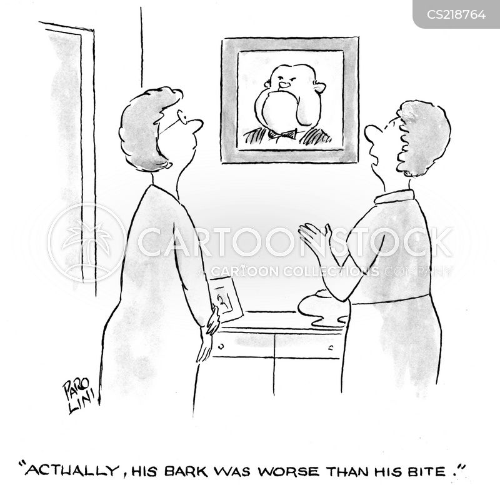 seperation cartoon