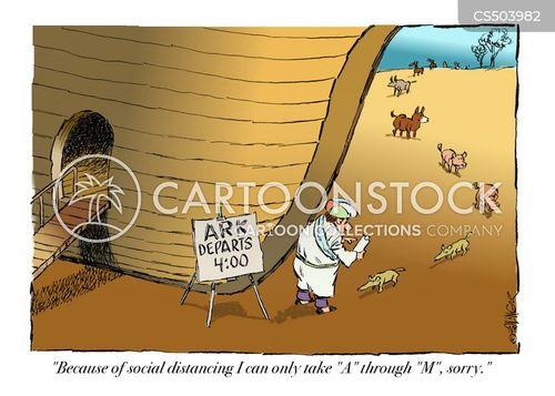 public health emergency cartoon