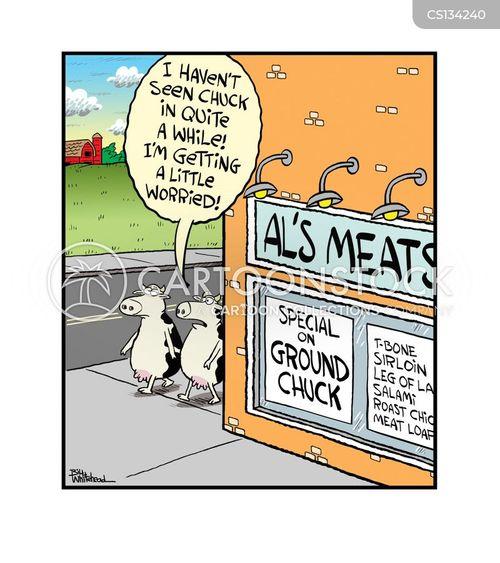 slaughter-house cartoon