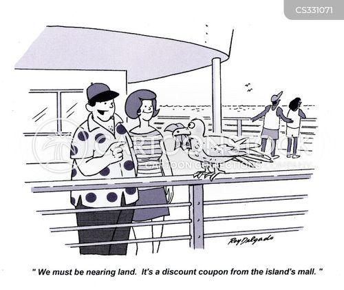 discounting cartoon