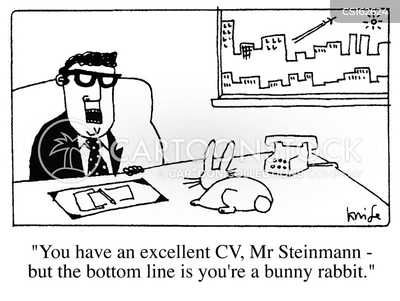 bunny rabbit cartoons and comics