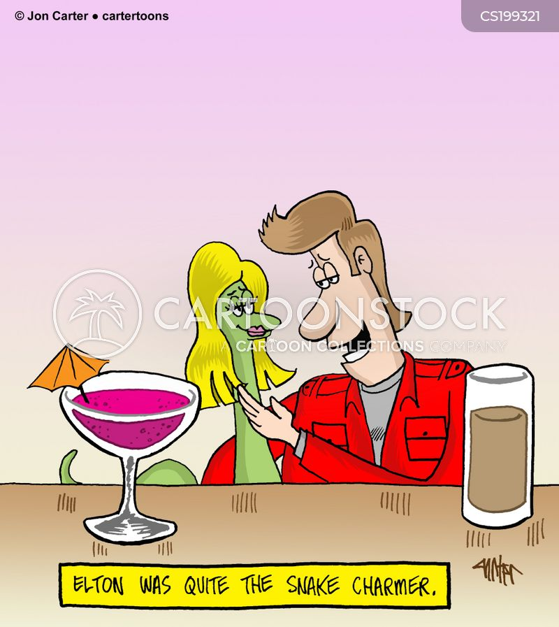 hook up cartoon