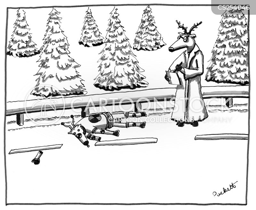 accients cartoon