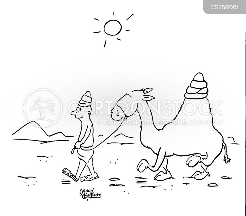 arabia cartoon