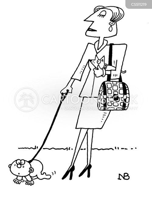 pampered pooch cartoon