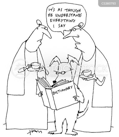 lexicon cartoon